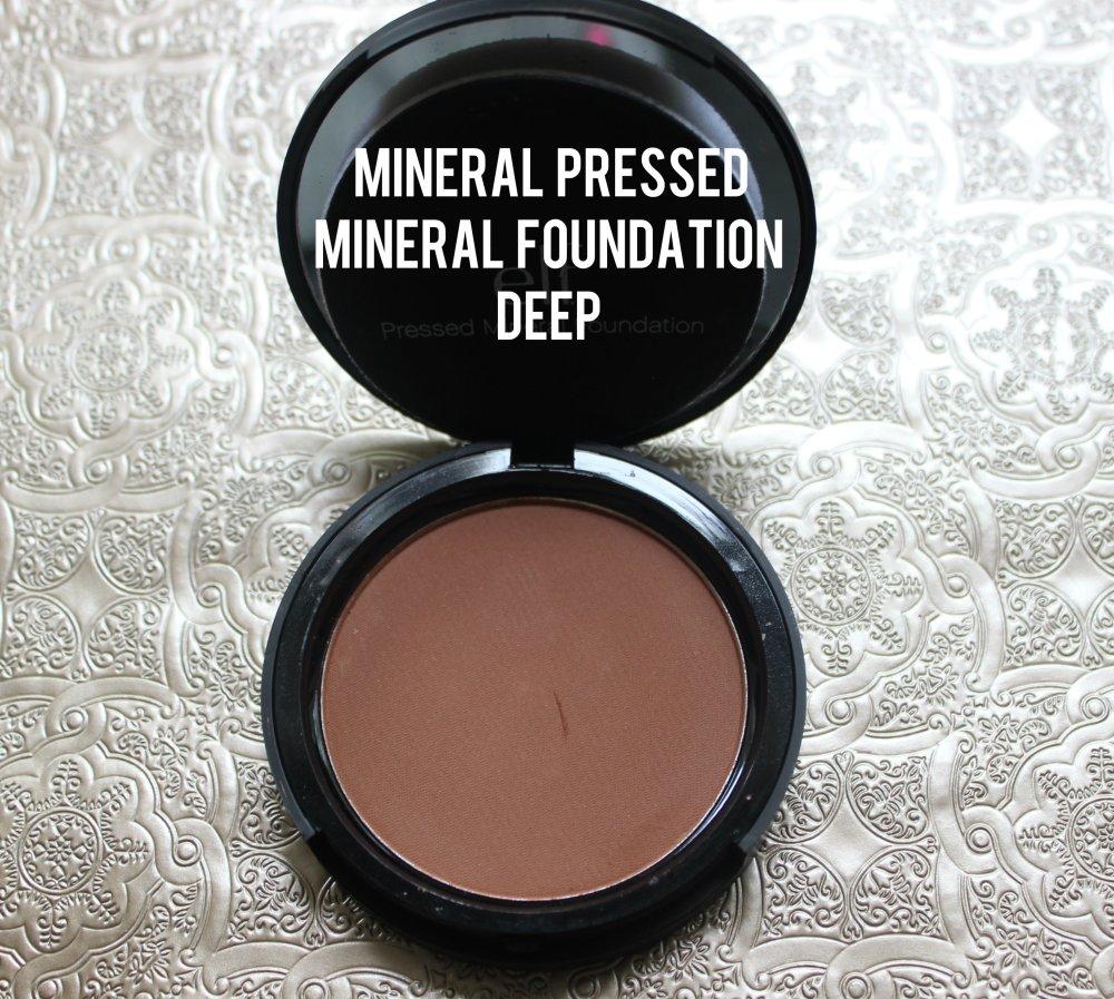 Mineral Pressed Mineral Deep
