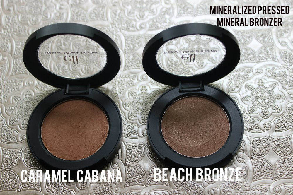 mineralized pressed bronzer