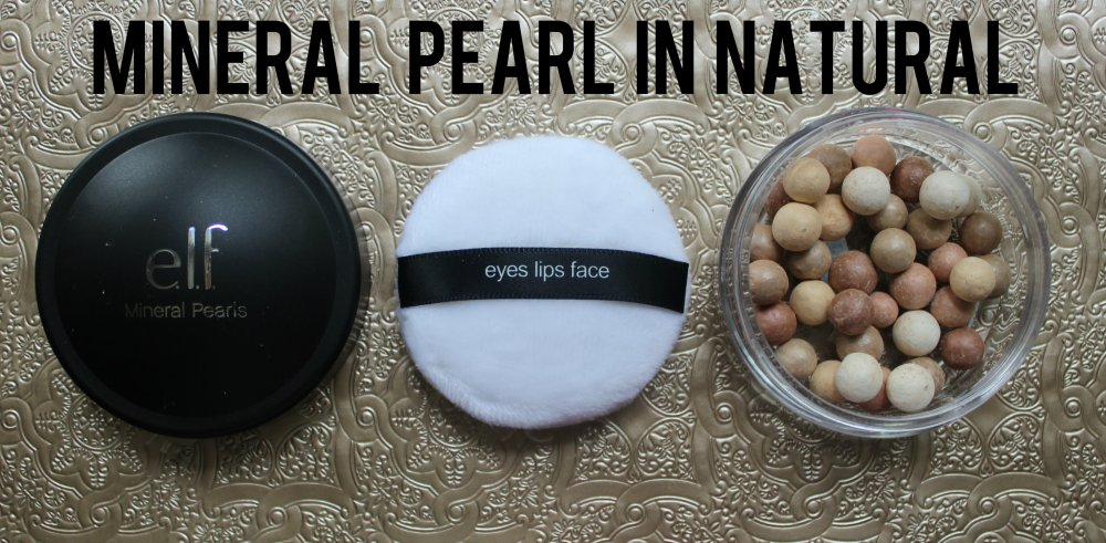 pearls in natural